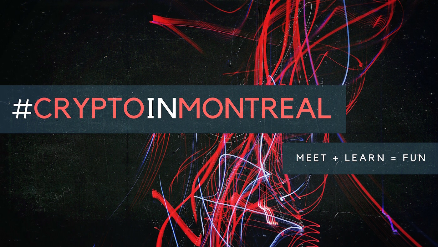 Les endroits qui acceillent #CryptoInMontreal