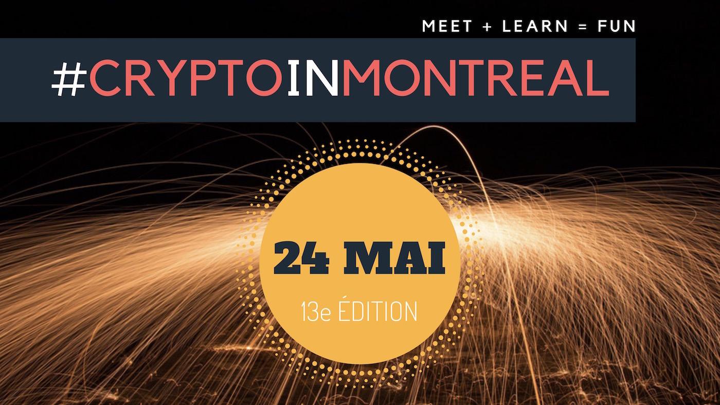 Ethereum & Bitcoin: une introduction au monde des cryptos | #CryptoInMontreal 13