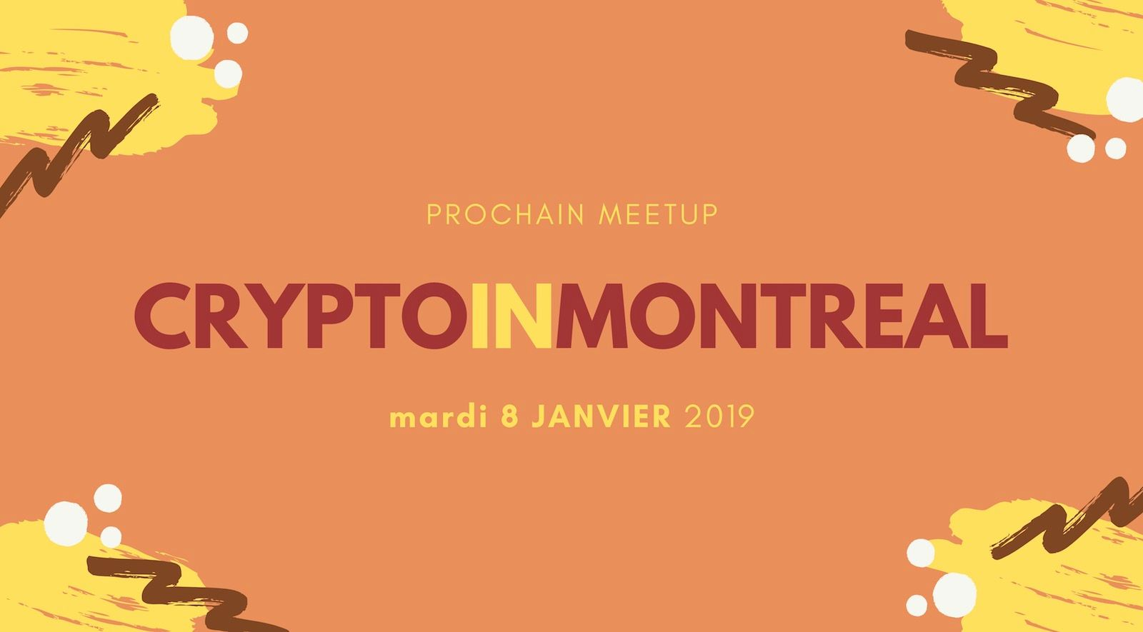 Les institutions arrivent dans le monde des cryptos | CryptoInMontreal #25