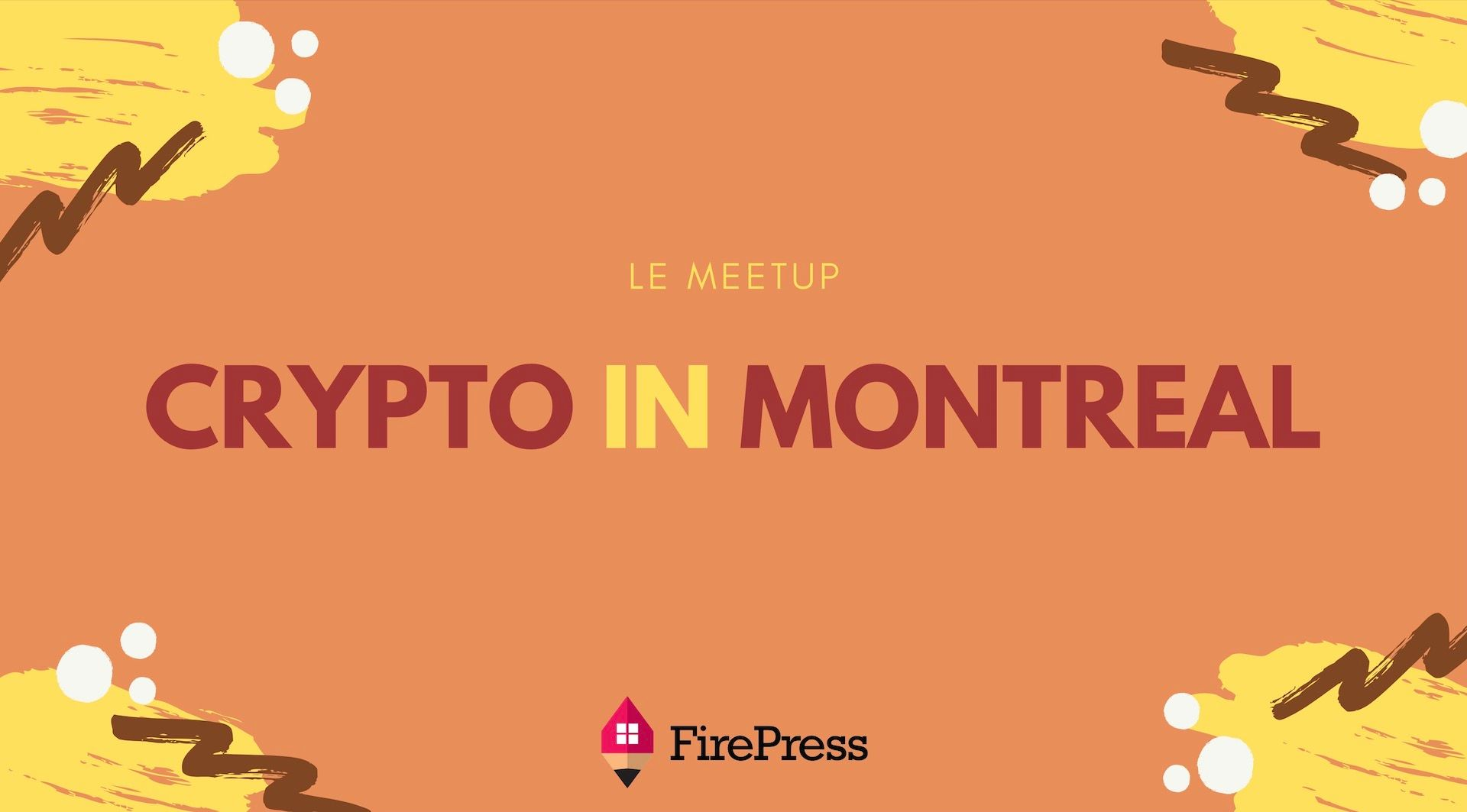 Informations générales #CryptoInMontreal