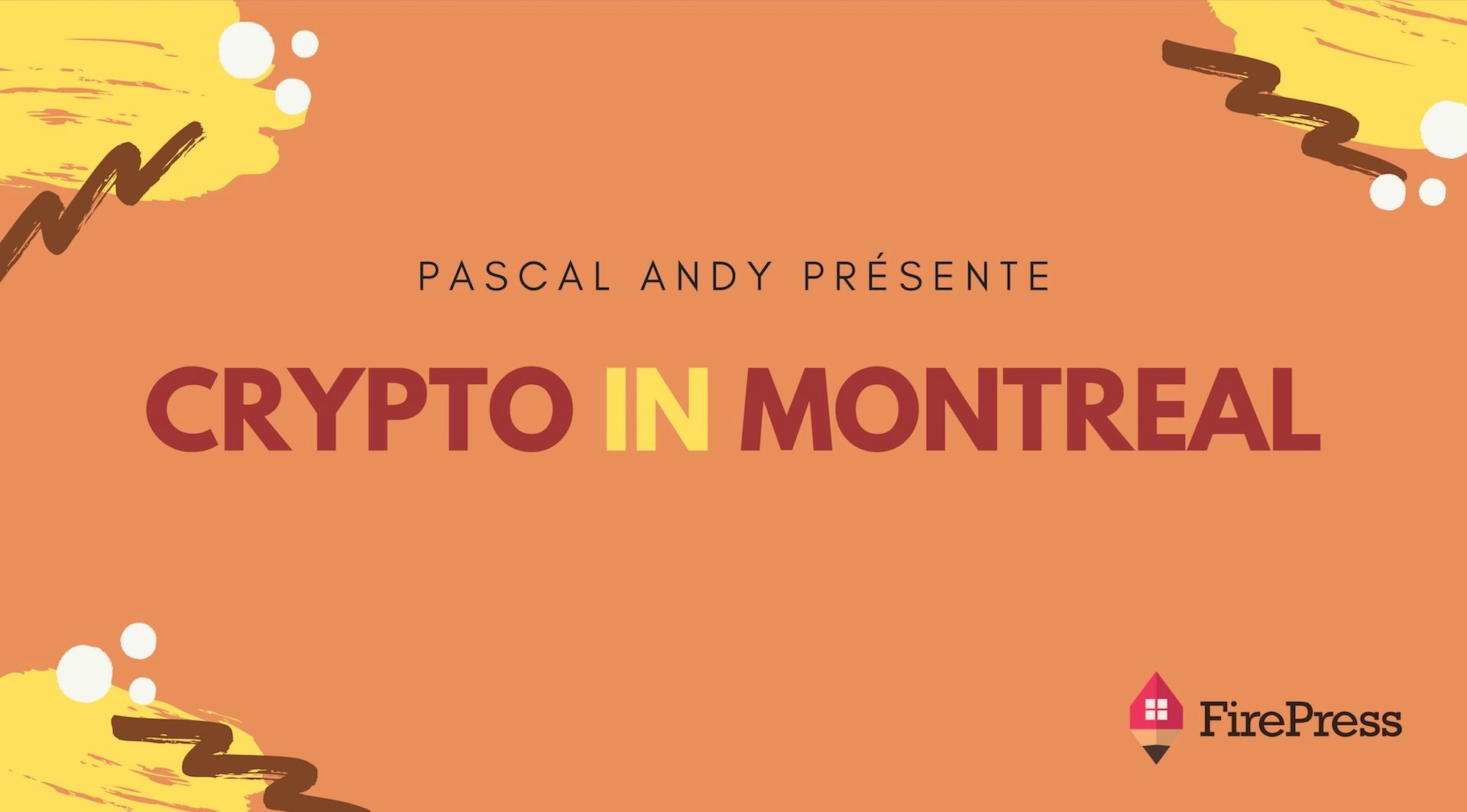 Billetterie Meetup pour Crypto In Montreal