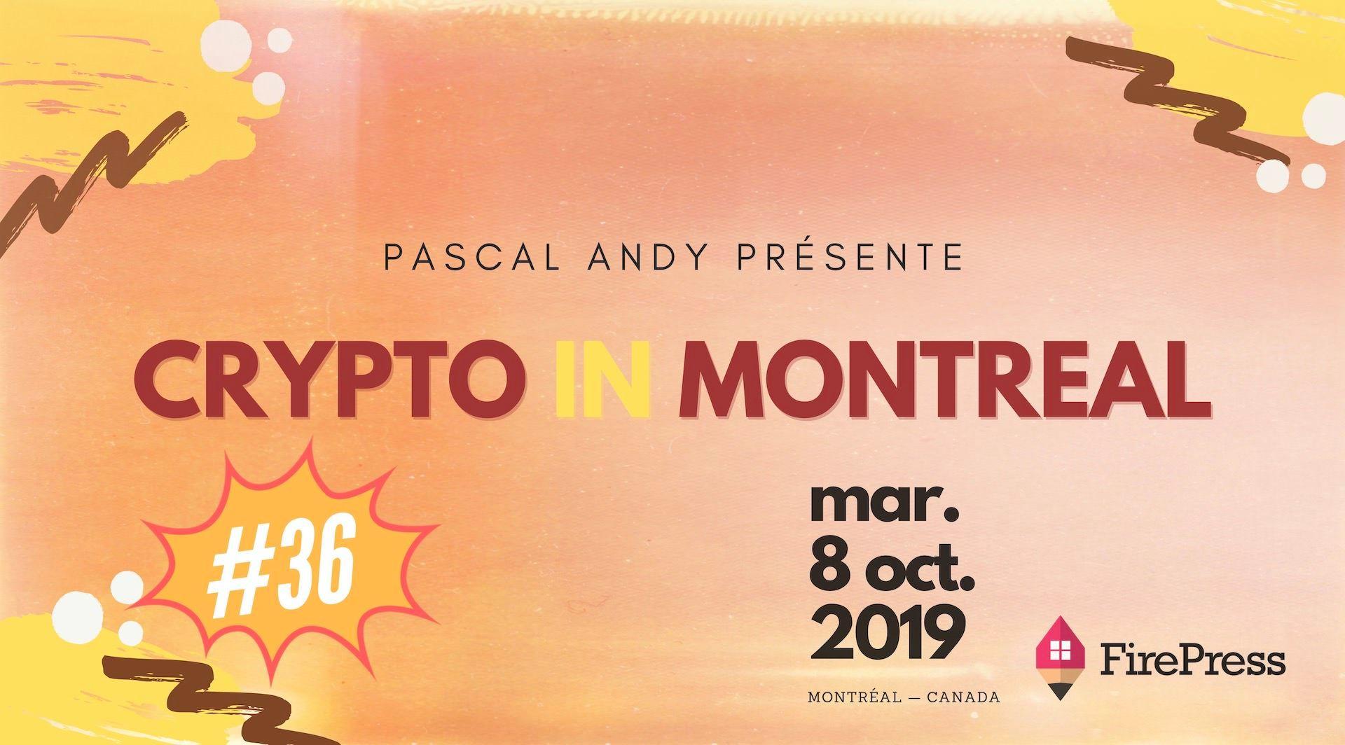 Bitcoin Decentralized Governance   CryptoInMontreal #36
