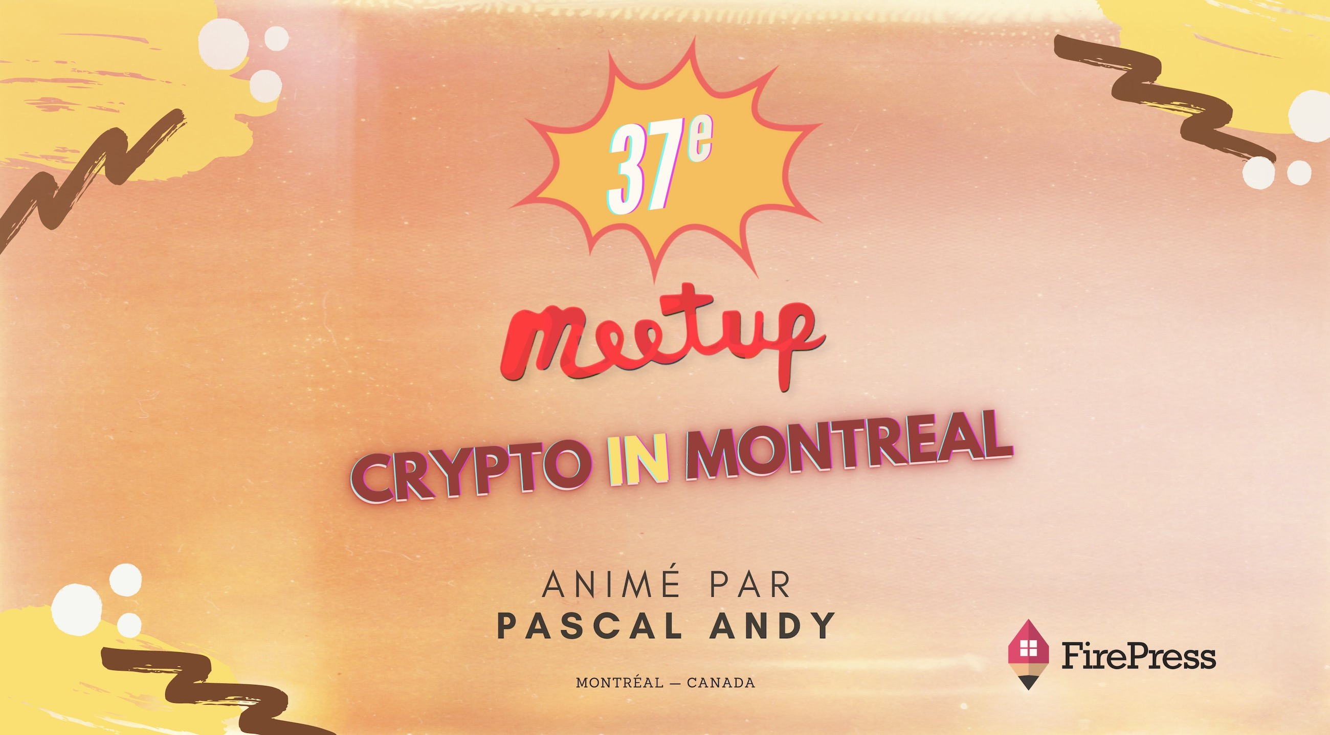 Bring your laptop! Intro to Solidity on Ethereum and Smart Contracts at CryptoInMontreal #37